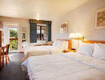 Ramada limited hotel, mountain view, california
