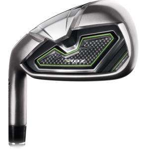 New discount left handed taylormade rocketballz irons ? graphite