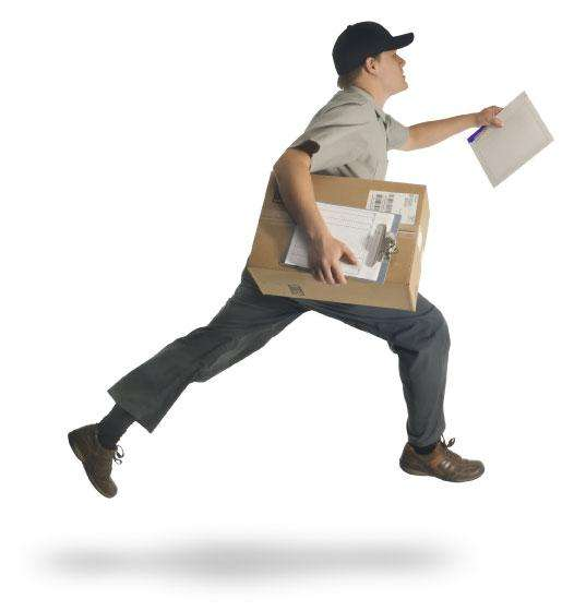 Easy to get parcel courier delivery in all over the usa