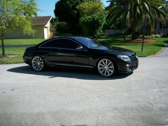 Used 2008 mercedes-benz cl65 amg for sale
