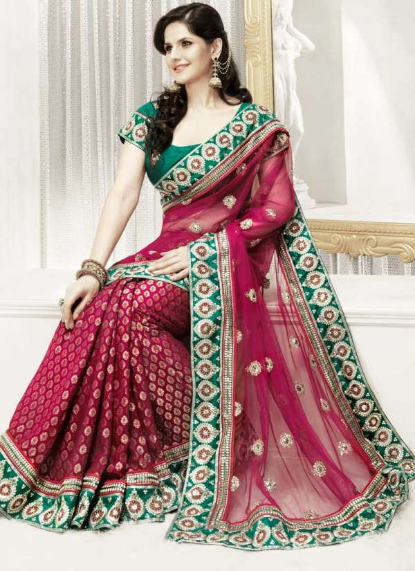 Buy latest sarees online from cbazaar at reasonable rate