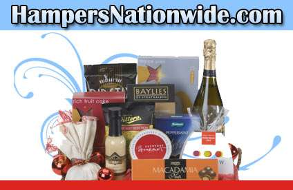Lovely wishes make way to usa through hampers