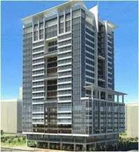 Bench tower in fort bonifacio office space for rent