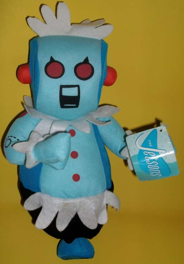 Rosie the robot plush/stuffed doll toy collectible