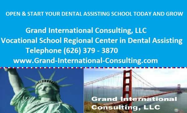 Open & start your dental assisting school today and grow