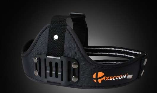 Acc- helmet mount & head strap xeccon can offer the standard chargers according to client