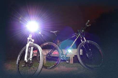 Cycle lights and travelling around - xeccon city bike light