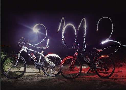 Bicycle light and its importance mis-shipped products