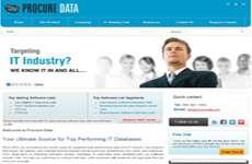Procure data - top it decision makers list