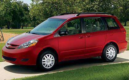 Get toyota minivan on rent at efficient rate