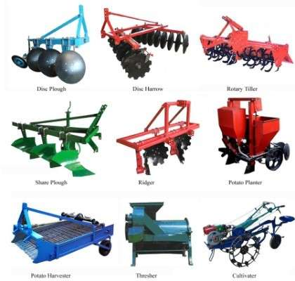 Get your farming equipments from us from our farm equipment for sale option