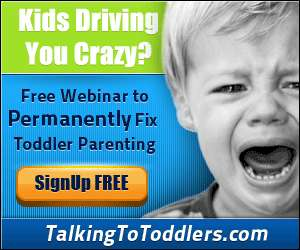 Talking to toddlers: dealing with terrible twos and beyond!