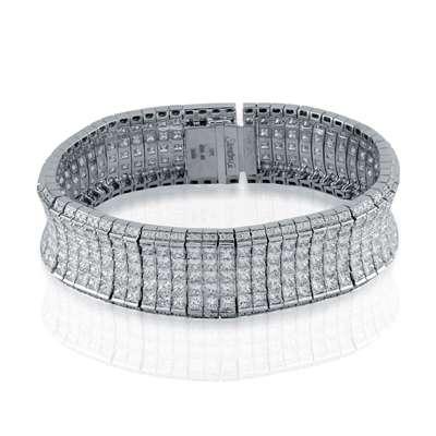 Beautiful simong engagement rings set- brand new