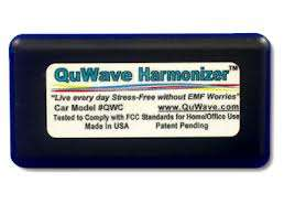 Quwave electromagnetic protection for emf