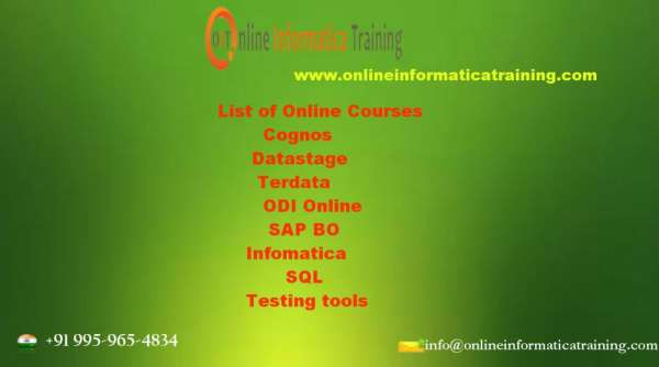 Certified professional online training with guarantee placements