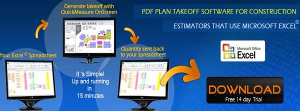 Quickmeasureonscreen   construction software