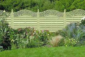 Discuss installing fencing around your home