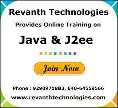 Java online training institute from hyderabad