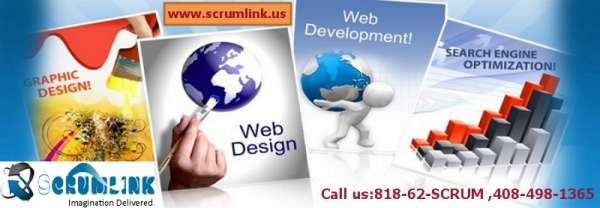 Scrumlink : web design & development services companies in usa
