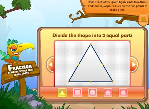 Educational game design & development services for kids in us