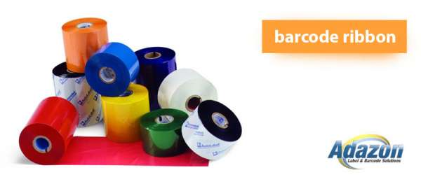 High quality barcode ribbon in usa