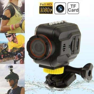 Full hd 1080p waterproof mini dv sport camera & 1.5 inch screen