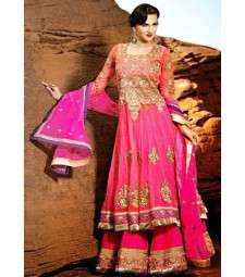 Pictures of Attractive anarkali bollywood suits online - highlifefashion 2