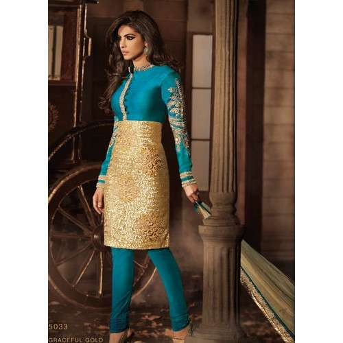 Dazzling priyanka chopra anarkali suit online - highlifefashion