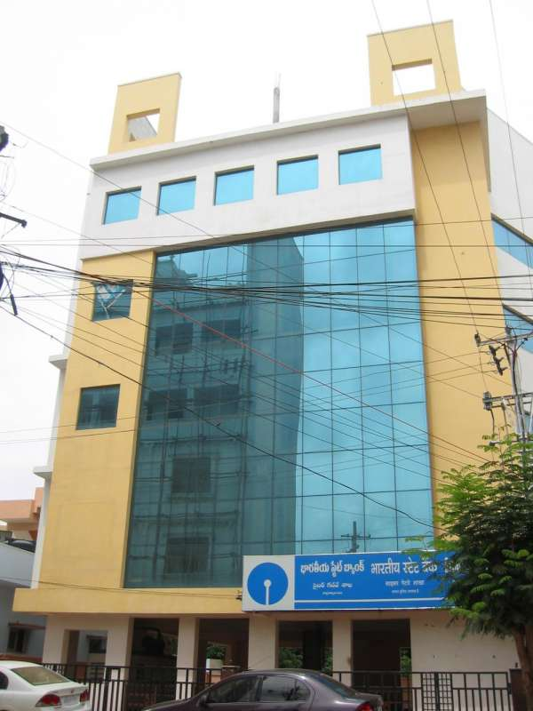 Top class office space 3 floors available near cyber towers hyderabad.