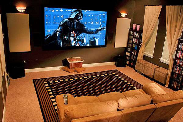 Home theater installlation srvices in los angeles