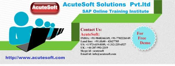 Best online sap mdm training | online sap mdm training course