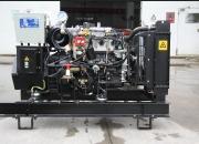 Gas and diesel generator