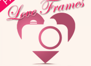 Love photo frame editor