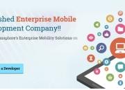 A Preeminent Enterprise Mobile App Development Company!!