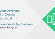 Hire professional and expert mobile app developers!!