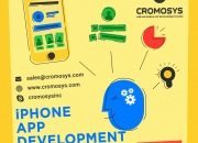 Hire iPhone App Developer from CROMOSYS iPhone Development Company