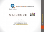 Selenium Online Training Offered by Quontra Solutions