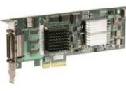 Atto epci-ul5d-l00 expresspci dual channel x4 pci-e low profile ultra-320 scsi host adapte