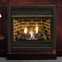 Direct Vent and Ventless Gas Fireplaces | Lindemann