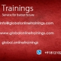 FCSM Online Trainings-Global Online trainings