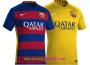 New 2015/16 barcelona home/away kit