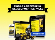 Build social media mobile application at cromosys