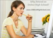 Why attend an online high school?