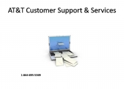 At & t tech support and services number
