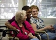 Family-style assisted living facilities for seniors