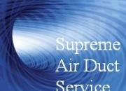 Air duct cleaning by supreme air duct service's eastvale - blythe, ca 888-784-0746