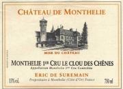 Chateau de monthelie 1er cru