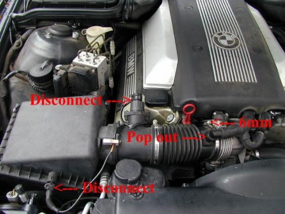 Cadillac seville alternator