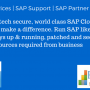 SAP | SAP Services | SAP Support | SAP Partner | SAP America | SAP Houston | SAP Texas