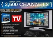 Amazing!!!  Round The Clock Enjoyment With  Satellite Direct TV.